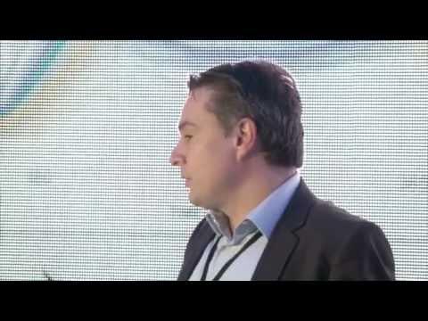 Gregor Waller speaks at the IAB SA Digital Summit 2015
