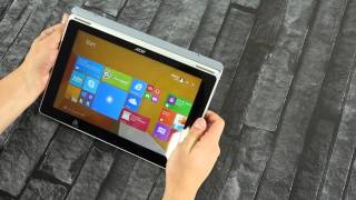 Acer Aspire Switch 10 FHD Test - Günstiges Windows Tablet mit Stylus und Tastatur