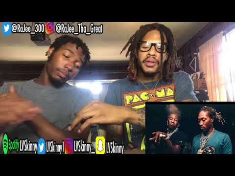 Future & Young Thug Feat. Quavo - Upscale (Reaction Video)