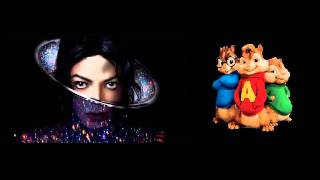 Michael Jackson - Blue Gangsta (Official 2014 Chipmunks Version)