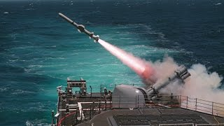 Boeing Harpoon Missile History