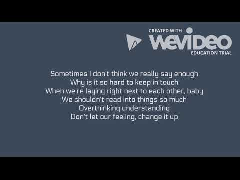 Gonna love me - Teyana Taylor (lyrics)
