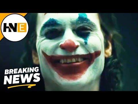 Joaquin Phoenix Joker OFFICIAL FIRST LOOK REVEALED