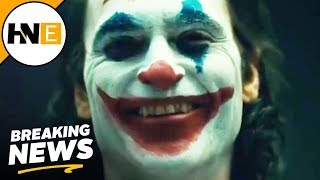 Joaquin Phoenix Joker OFFICIAL FIRST LOOK REVEALED