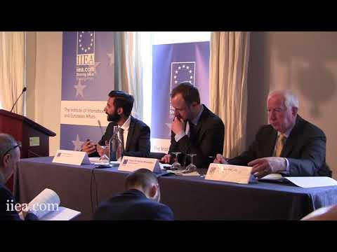 Peter Nuemann & Rajan Basra - Organised Crime and Terrorism in the UK and Ireland