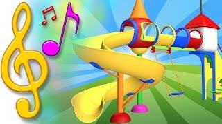 Piosenki po angielsku dla dzieci | Plac zabaw | Nauka angielskiego dla dzieci