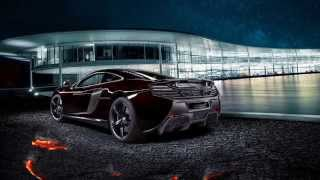 McLaren 650S Coupe MSO Concept 2014 Videos