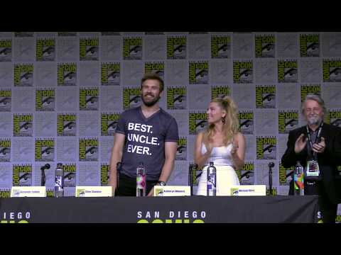 ENTIRE VIKINGS Panel San Diego Comic Con 2018