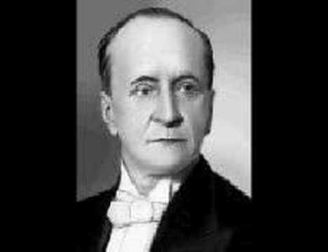 Konstantin Igumnov plays Chopin Sonata No. 3 in  B minor