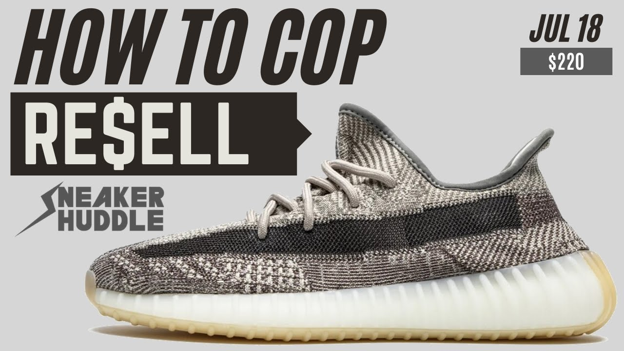 "Adidas Yeezy Boost 350 V2 ""ZYON"" 