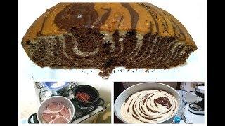 Preparando jantar 😋e bolo zebra 💖
