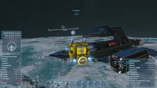lets play space engineers part 58 test flight