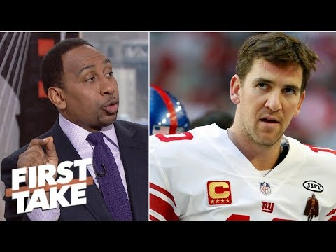 Stephen A.: Terrell Owens' Eli Manning criticism is a defense of Odell Beckham Jr. | First Take