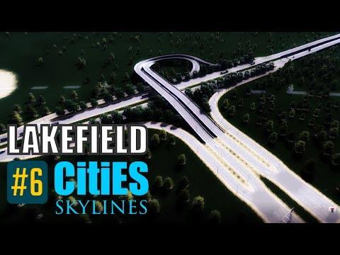 #6 CITIES SKYLINES | #LakeField - Dari Bangkrut menjadi Surplus $$$