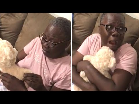 Georgia Woman Hears Late Mom's Voice in Teddy Bear