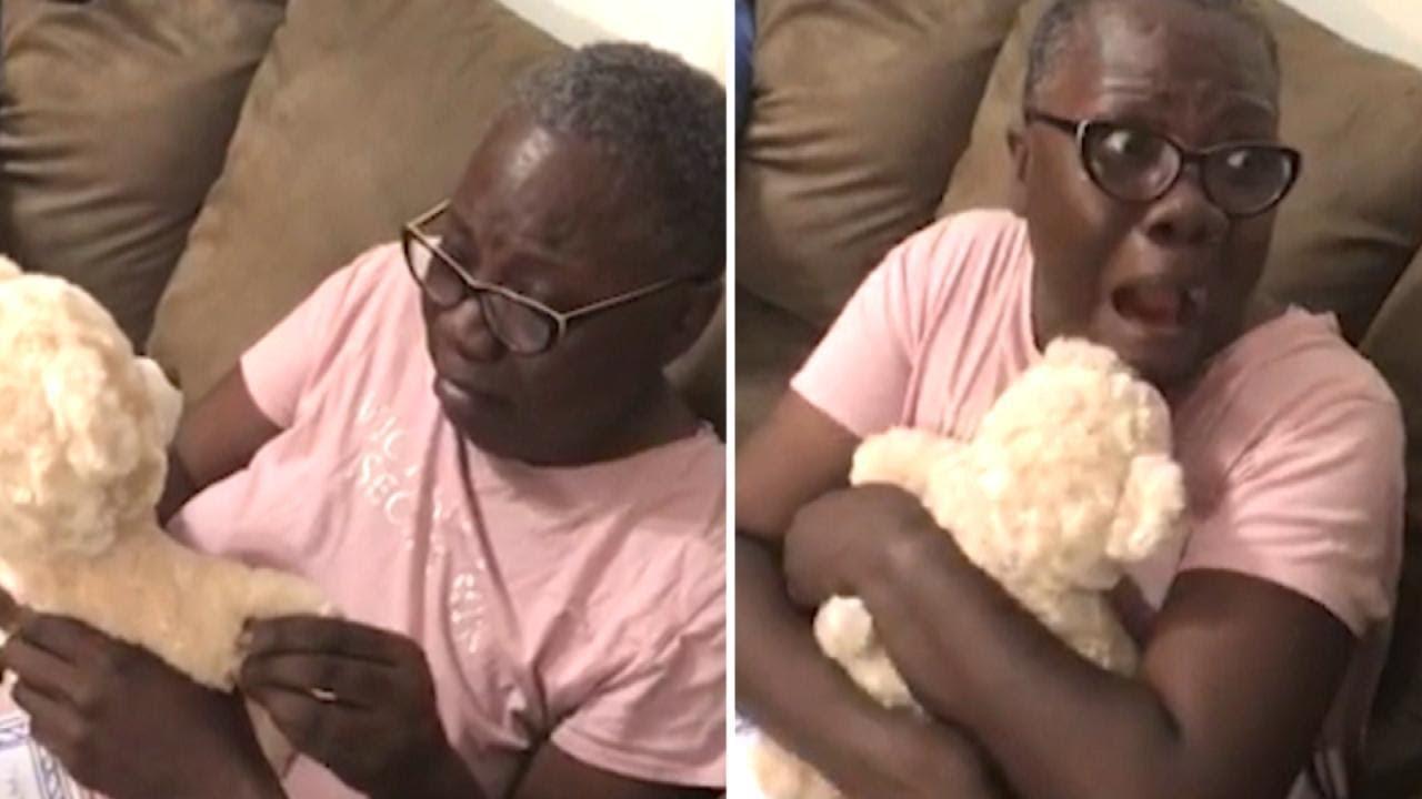 Georgia Woman Hears Late Mom's Voice in Teddy Bear