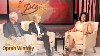 Meredith Baxter and Michael Gross Share an Emotional Moment | The Oprah Winfrey Show | OWN
