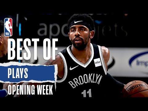 NBA's Best Plays From Opening Week | 2019-20 NBA Season