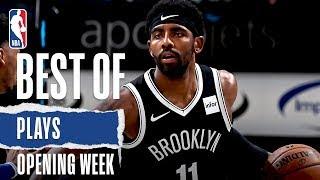 NBA's Best Plays From Opening Week | 2019-20 NBA Season Video