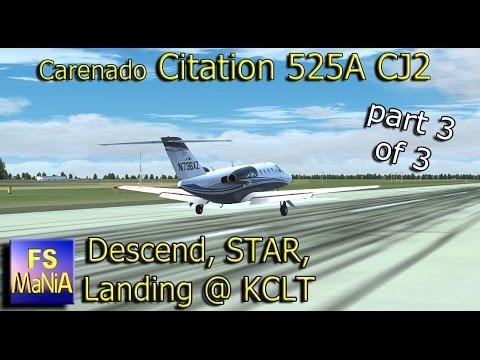 Carenado CITATION 525A CJ2 KICT KCLT pt 3 of 3