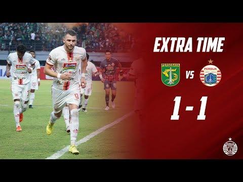 PERSEBAYA SURABAYA 1 - 1 PERSIJA JAKARTA [Liga 1 2019] | Extra Time