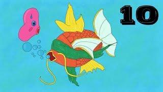 Major Bob wills wissen! 🐠 6 Karpadore vs. Pokemon Gelb [#010]