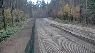 Из Беларуси в Литву через забор