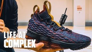THESE LEBRON 15