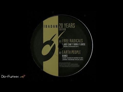 Free Radicals - I Just Can't Turn It Loose (Jerome Sydenham Edit)
