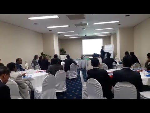 Overseas Treaty Workshop 2016 organized by KMD Dhaka office, Part 1