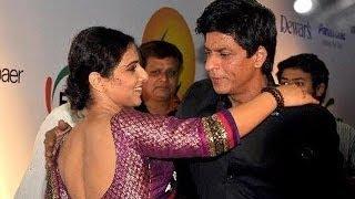 Shahrukh Khan Likes To ROMANCE Vidya Balan !