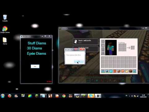 Minecraft : Hack Yerocraft avec becoder