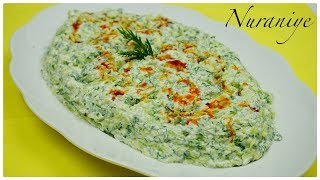 amazing taste you can't believe in your eyes Nuraniye salad/healthy salad recipes/Figen Ararat