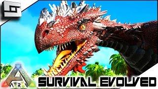 ARK: Survival Evolved - EPIC CRYSTAL WYVERN TAME! E3 ( Modded Ark Eternal )
