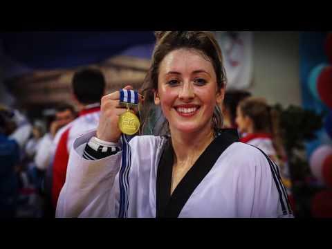 Jade jones taekwondo presidents cup highlights  2017