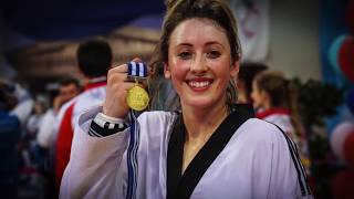 JADE JONES PRESIDENT'S CUP, ATHENS GREECE 2017 HIGHLIGHTS