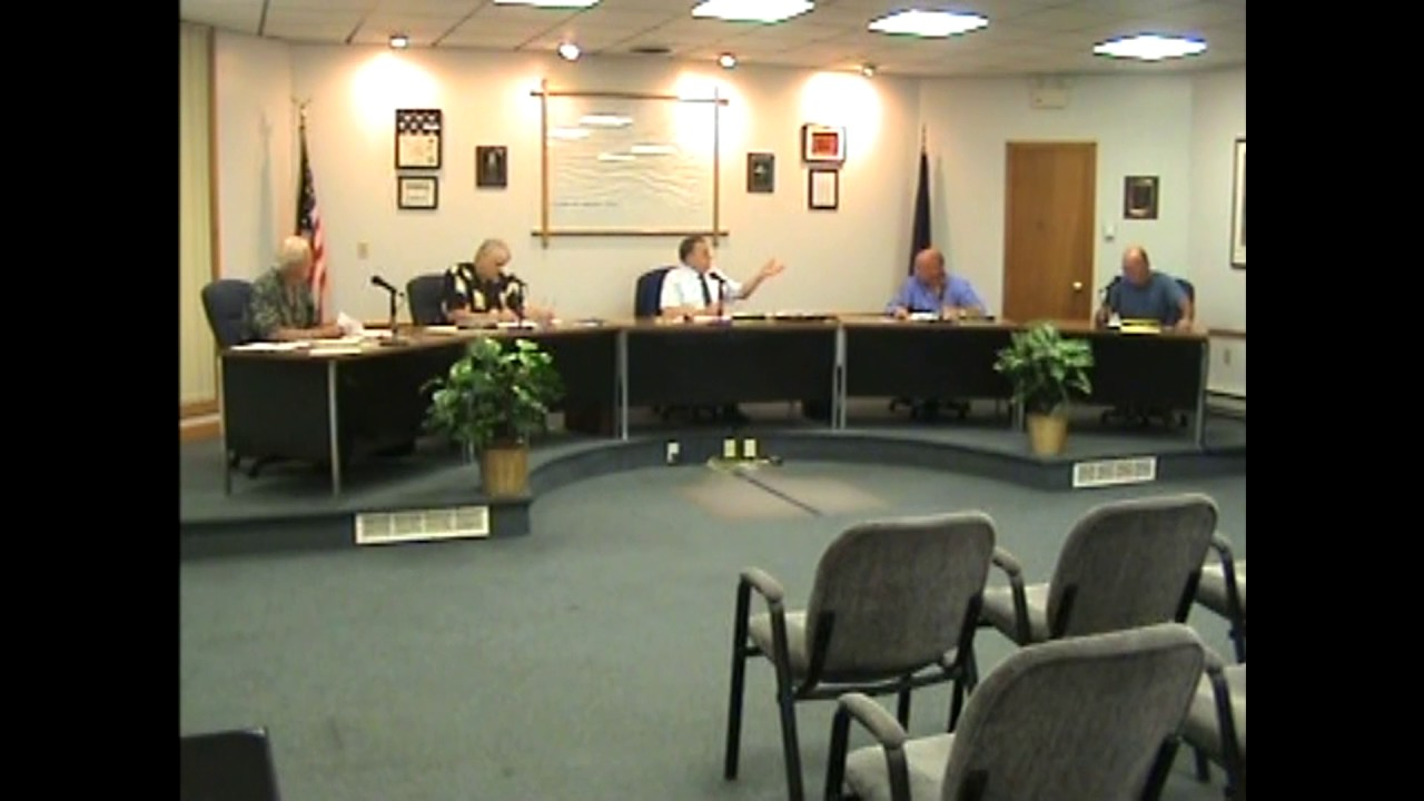 Rouses Point Village Board Meeting  8-2-10