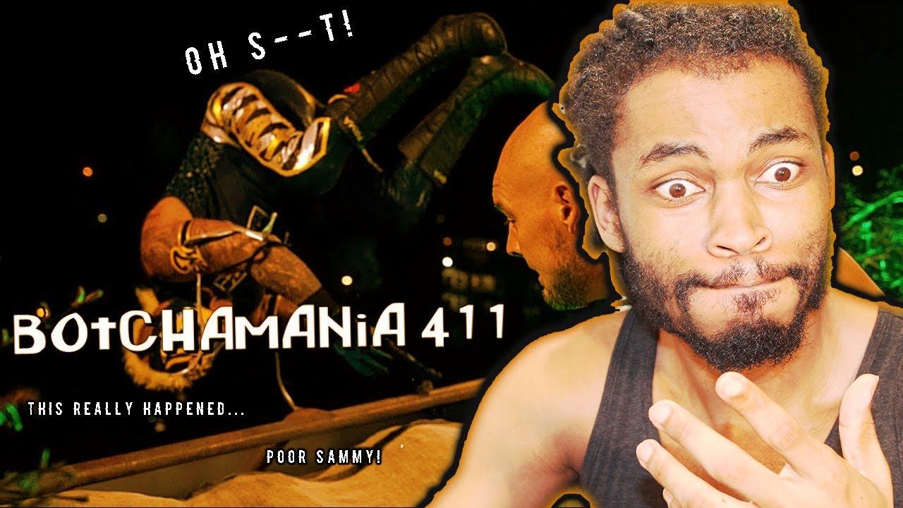 [VIDEO] Reacting To Botchamania 411