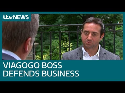 Viagogo boss apologises to MPs over ticket resale inquiry no show | ITV News Mp3