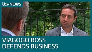 Viagogo boss apologises to MPs over ticket resale inquiry no show | ITV News