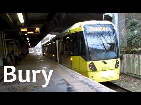 Bury! (Trainspotting Tour #11)
