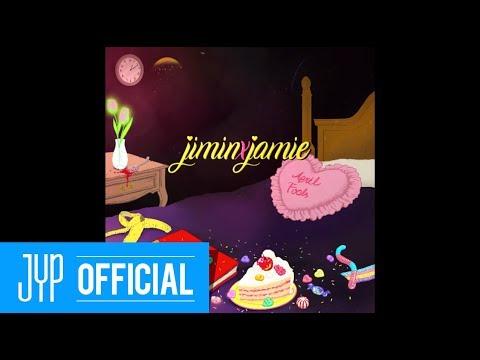 Jimin Park jiminxjamie Album Sampler