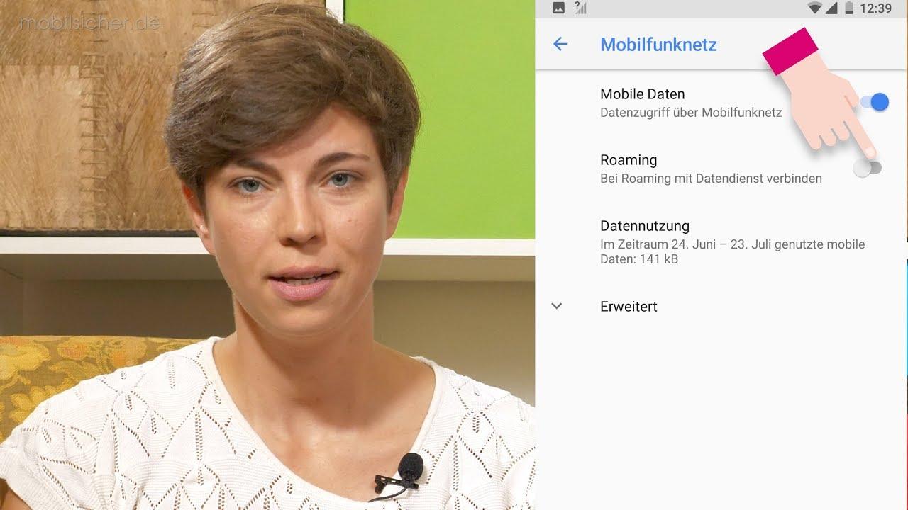 kein mobiler datendienst von deinem mobilfunkanbieter