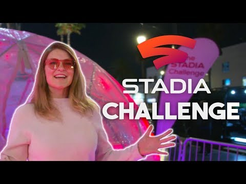 GOOGLE STADIA vs CONSOLE: KittyPlays Hosts the STADIA CHALLENGE!!!