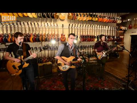 Minor Characters (Live) at Chicago Music Exchange performing