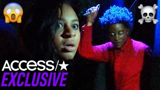 Can 'Dance Moms' Alum Nia Sioux Survive Halloween Horror Nights Maze?