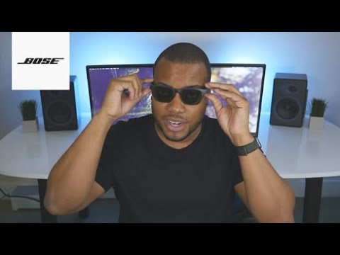 Frames Unboxing & Tech Review with Soldier Knows Best's Mark Watson | Bose