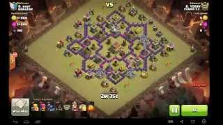 How to burn bacon in Clash of Clans