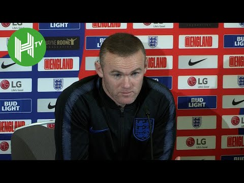 Wayne Rooney: It is an honour to have England farewell