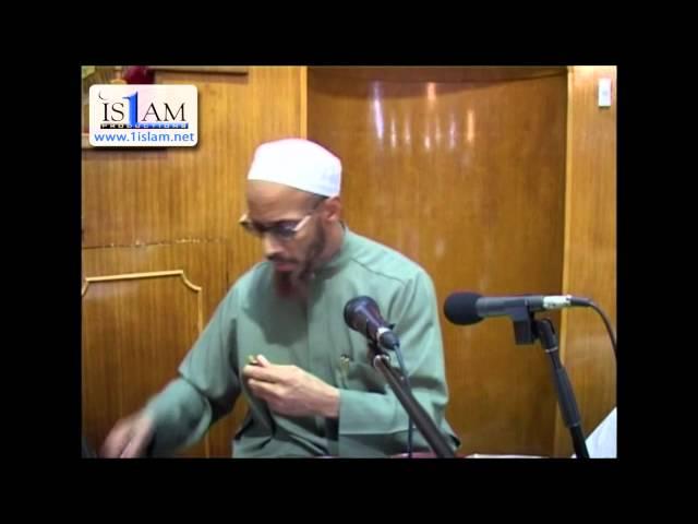 Khalid Yasin Lecture - Changing the World Through Dawah